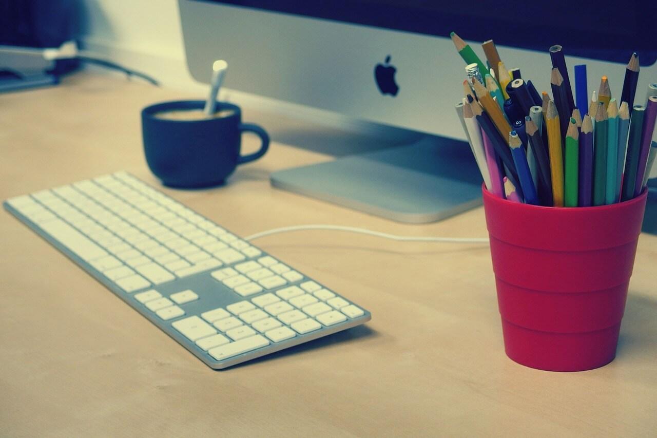 własny blog, strona jako praca w domu przez internet