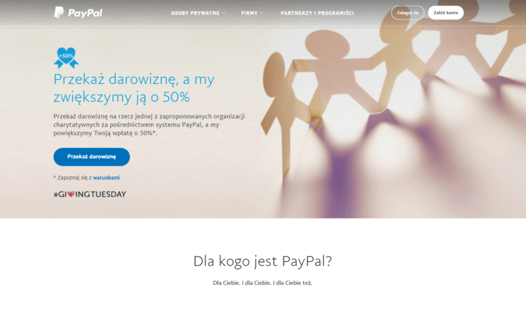 6a350099765b2 PayPal – Opinie