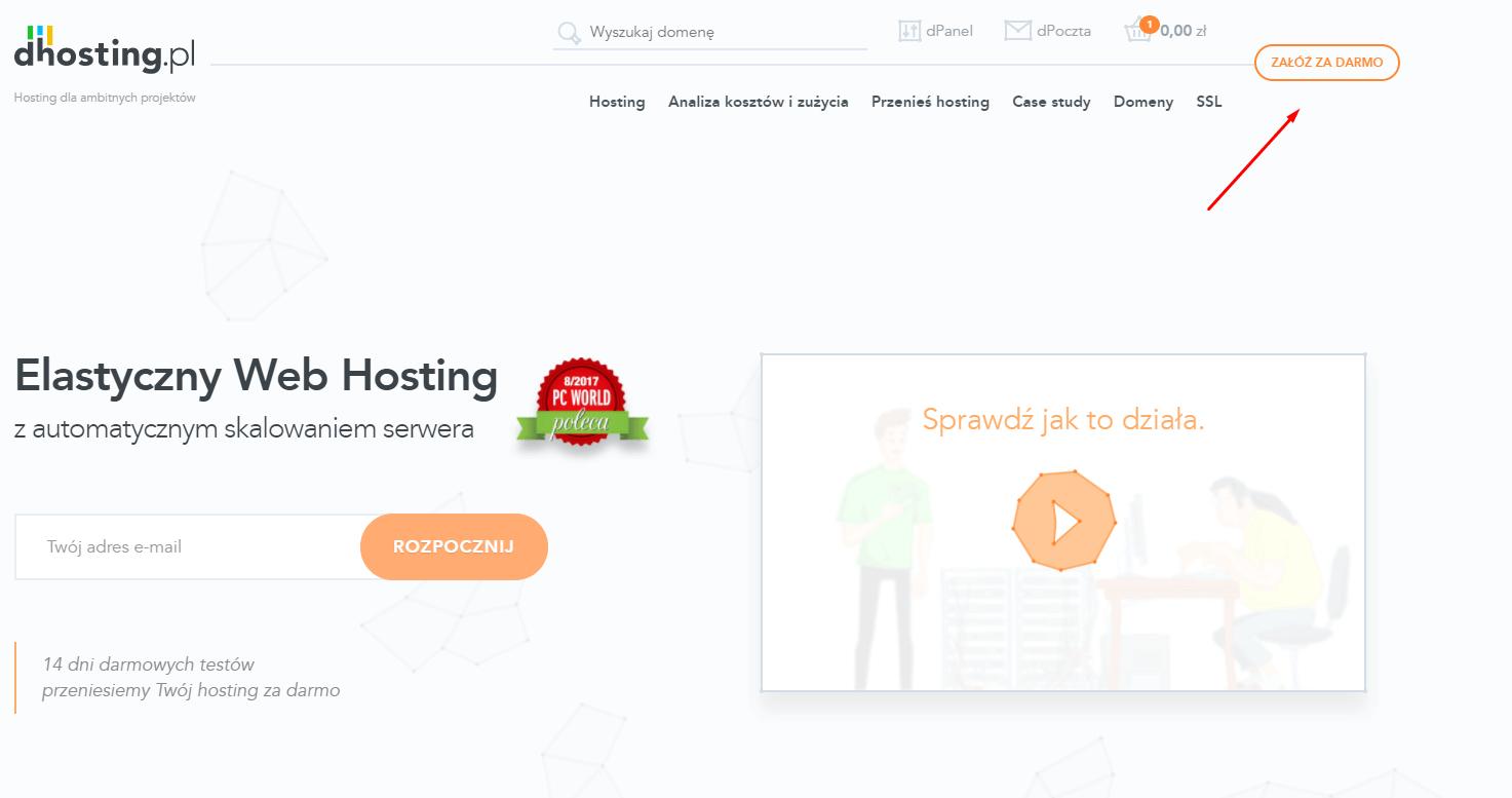 jaki wybrać hosting dla bloga