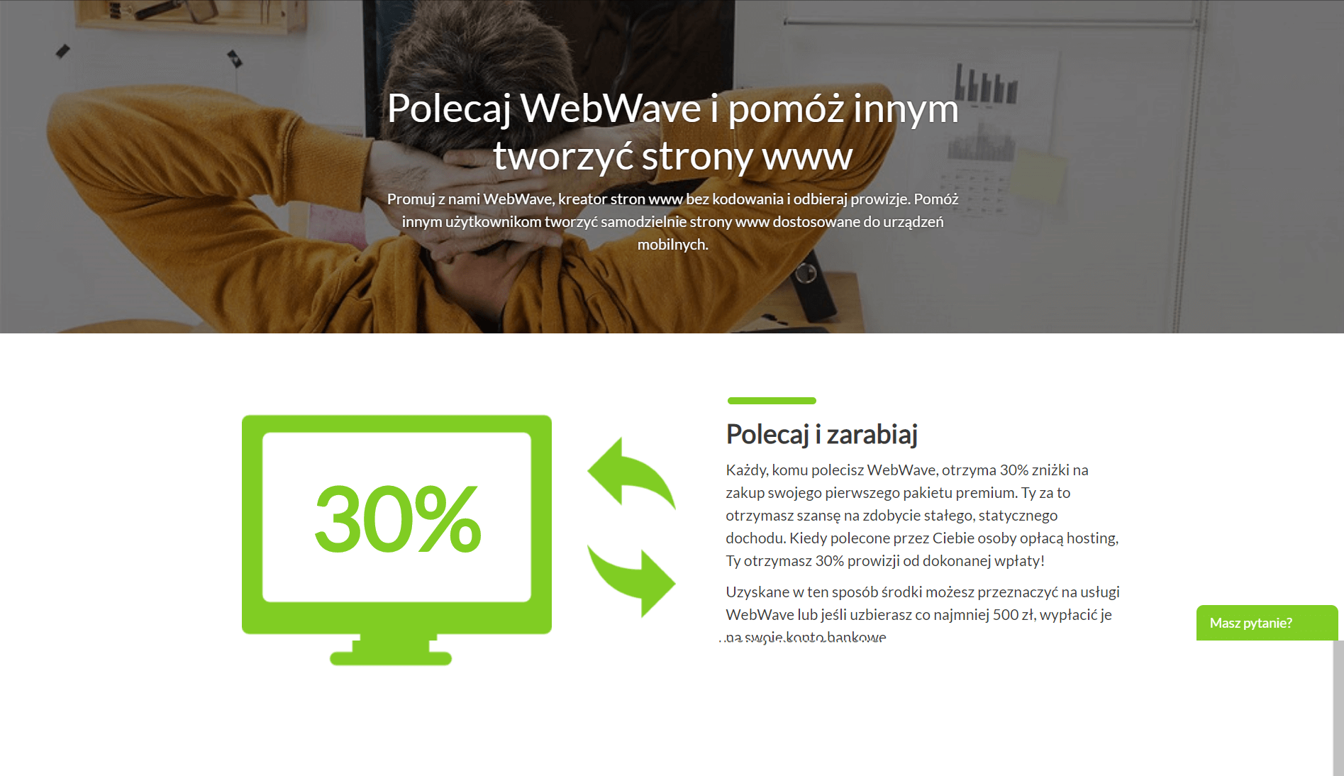 program partnerski webwavecms